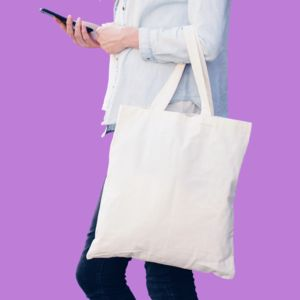 BRANSON BARGAIN CANVAS TOTE Thumbnail